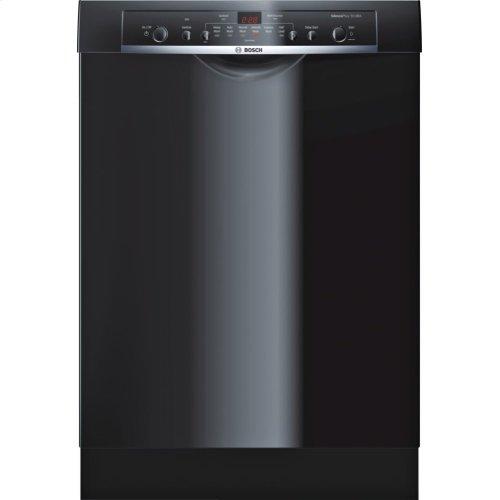 Ascenta® built-under dishwasher 24'' Black SHE3AR76UC