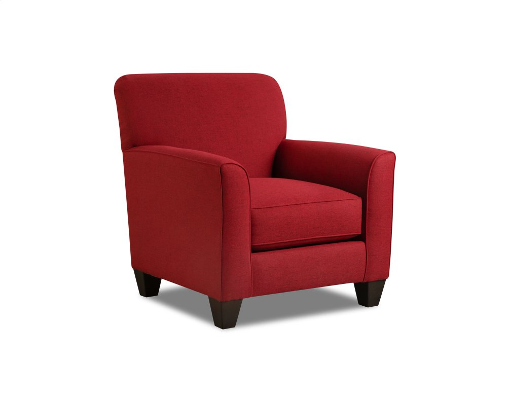 Superbe 1010   Halifax Bark Accent Chair