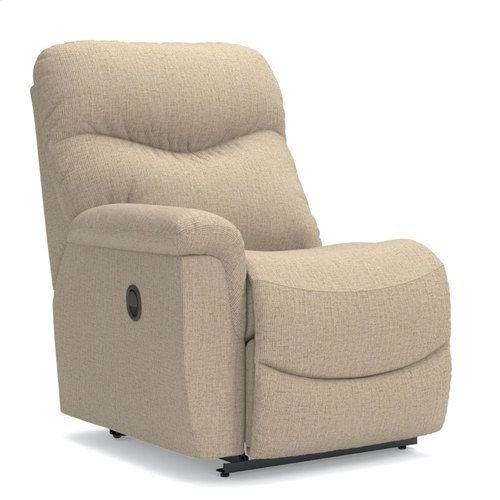 James Right-Arm Sitting Recliner