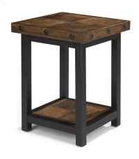 Carpenter Chairside Table Product Image