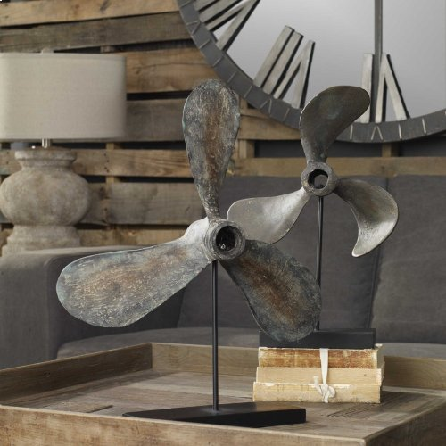 Propellers Sculpture, S/2