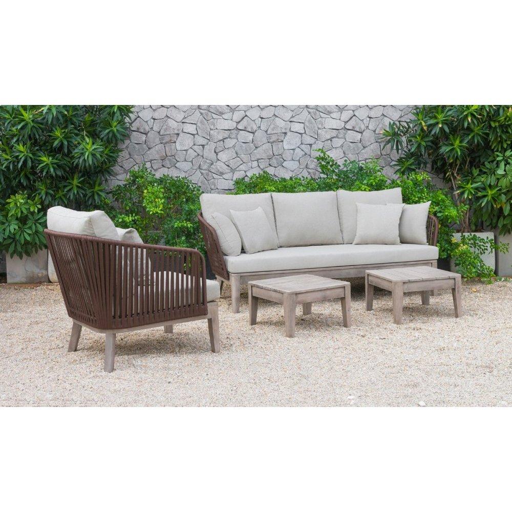 Renava Fiji Outdoor Beige Sofa Set