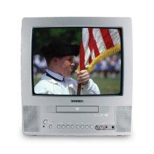 """13"""" Diagonal Combination TV/DVD"""