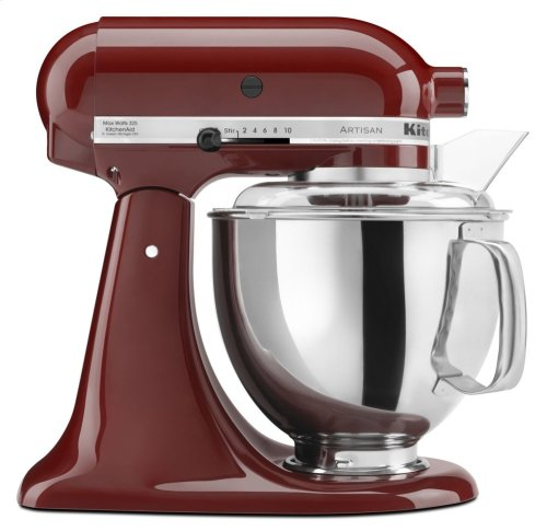 Artisan® Series 5 Quart Tilt-Head Stand Mixer - Gloss Cinnamon