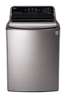5.7 CU. FT. Mega Capacity Top Load Washer Turbowash Technology