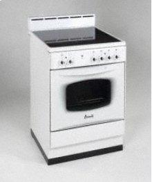 "Model DER200W - 20"" Deluxe Elect Range White"