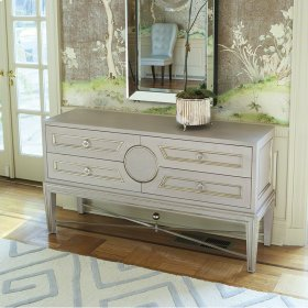Collector's Cabinet-Console-Grey