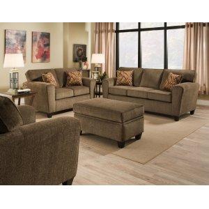 American Furniture Manufacturing3100 - Cornell Cocoa Sofa