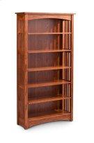 Mission Open Bookcase, Mission Open Bookcase, 1-Adjustable Shelf Product Image