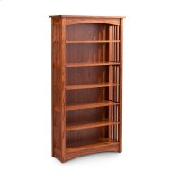 Mission Open Bookcase, Mission Open Bookcase, 1-Adjustable Shelf Product Image