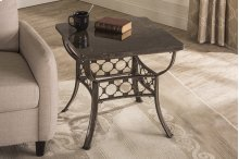 Brescello Square End Table