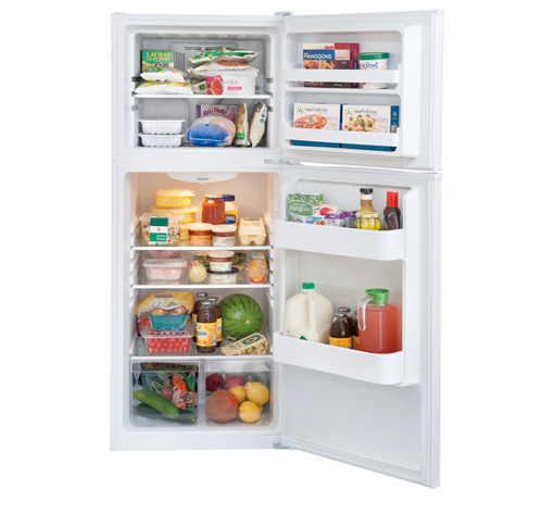 Ft. Top Freezer Apartment Size Refrigerator