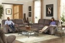 Power Lay Flat Recl Console Loveseat w/Storage & Cupholders Product Image