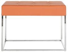 Roitfeld Ottoman - Orange