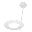 "Ringlo 12"" LED Ceiling Torchiere Product Image"