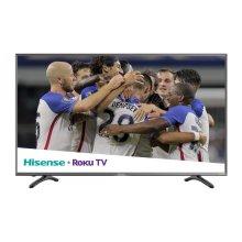 "43"" class R7 series - Hisense 2018 Model Roku TV 43"" class R7E (42.6"" diag.) 4K UHD Roku TV with HDR"