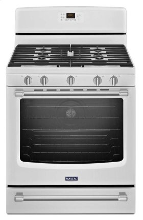 30-inch Wide Gas Range with Convection and Power™ Burner - 5.8 cu. ft.