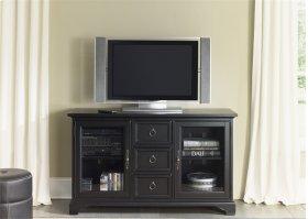 TV Console - 54 Inch - Black