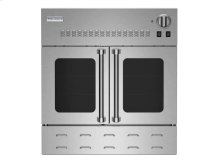 """30"""" Gas Wall Oven with French Doors"""
