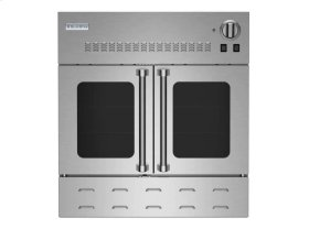 """FLOOR MODEL CLEARANCE ITEM  30"""" Gas Wall Oven with French Doors"""