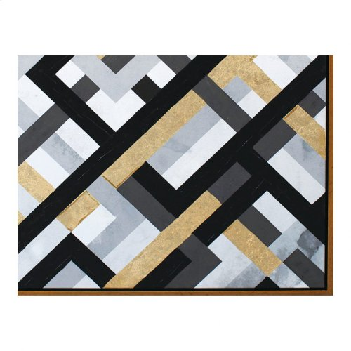 Geometric Wall Décor
