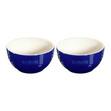 Staub Ceramics 2-pc Bowl set