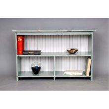 "#424 Window Bookshelf 41.5""wx12.5""dx26""h"