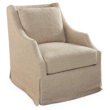 Riviera Swivel Chair - 29.5 L X 35.5 D X 36 H