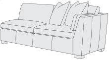 Ellington Right Arm Loveseat