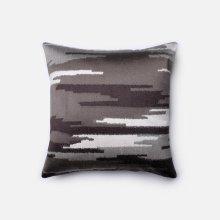 Charcoal / Grey Pillow
