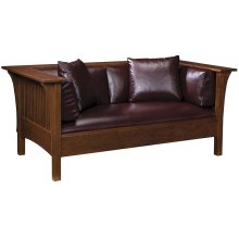Prairie Spindle Loveseat