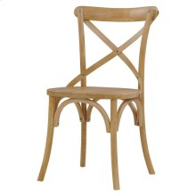 Lexa Dining Chair, Natural