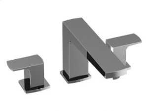 3-Hole Deck Mount Tub Filler - Chrome Product Image