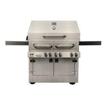 Kalamazoo K900HT Hybrid Fire Free-Standing Grill