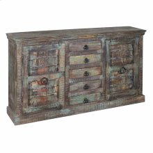 5 Drw 2 Dr Sideboard