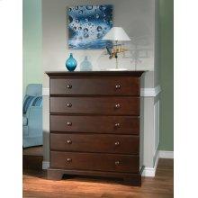 Volterra 5 Drawer Dresser