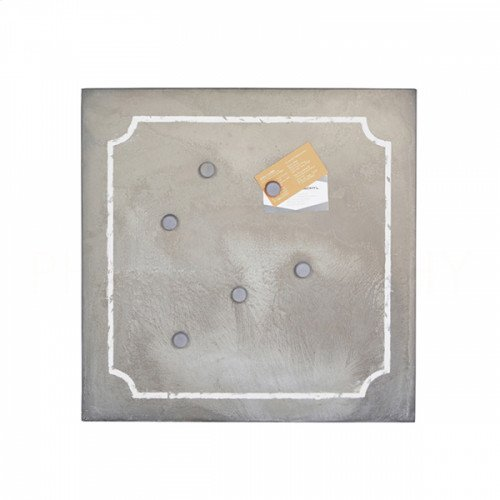Small Zinc Magnet Board