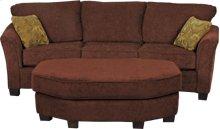 Lodge Conversation Sofa