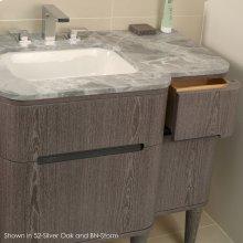 Quartz countertop for vanity H273L.