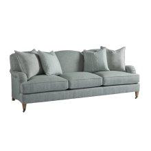 Sydney Sofa With Brass Caster