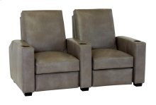 Vision Home Theatre Motorized Recliner & Vision Home Theatre Straight Arm
