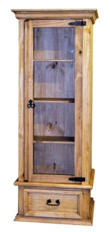 Gun Curio Cabinet
