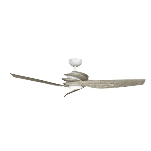 Spyra Collection 62 Inch Spyra Fan MWH
