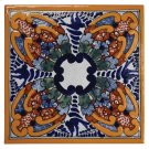 "4"" Jacaranda Decorative Talavera Tiles Product Image"