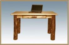 Glacier Country Log Writing Desk