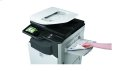 26 ppm B&W and Color networked digital MFP Product Image