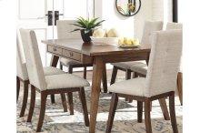 Rectangular Dining Room Table