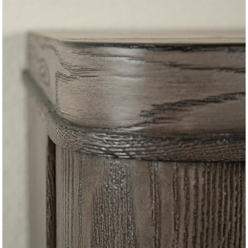 Precision - Five Drawer Chest - Gray Wash Finish