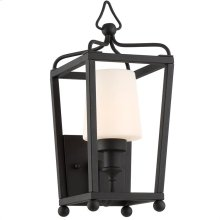 Libby Langdon for Crystorama Sylvan Outdoor 1 Light Wall Mount