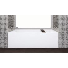 BC 14 tub/shower The Cube Collection